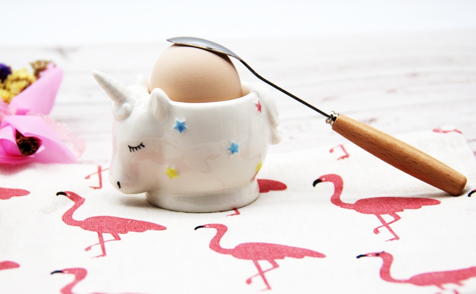 Unicorn Egg Cup