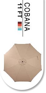 11ft umbrella