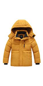 boy puffer jacket
