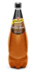 brown cream soda