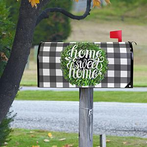 Mailbox Wraps Post