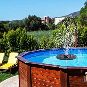 Solar Fountain Pump