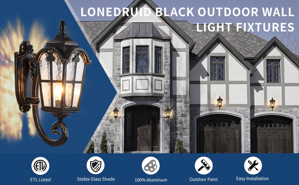 Outdoor Wall Light Fixtures-01
