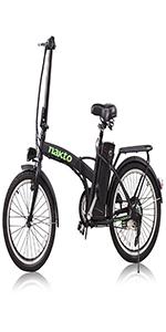 electric bike fashion