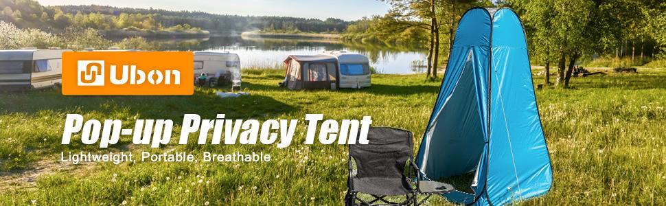 Ubon Pop Up Privacy Tent