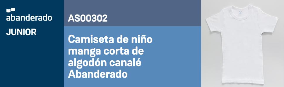 ABANDERADO Camiseta M/C. Canale Niño