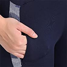 Side Zipper Pocket for carrying Accessories