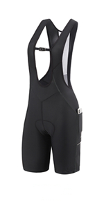 women cycling bib shorts padded