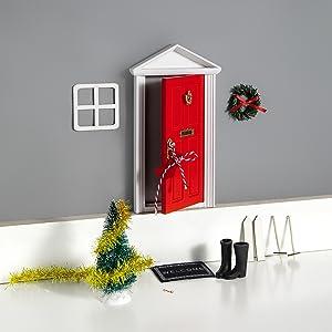 Elf Magical Door for an Elf on The Shelf