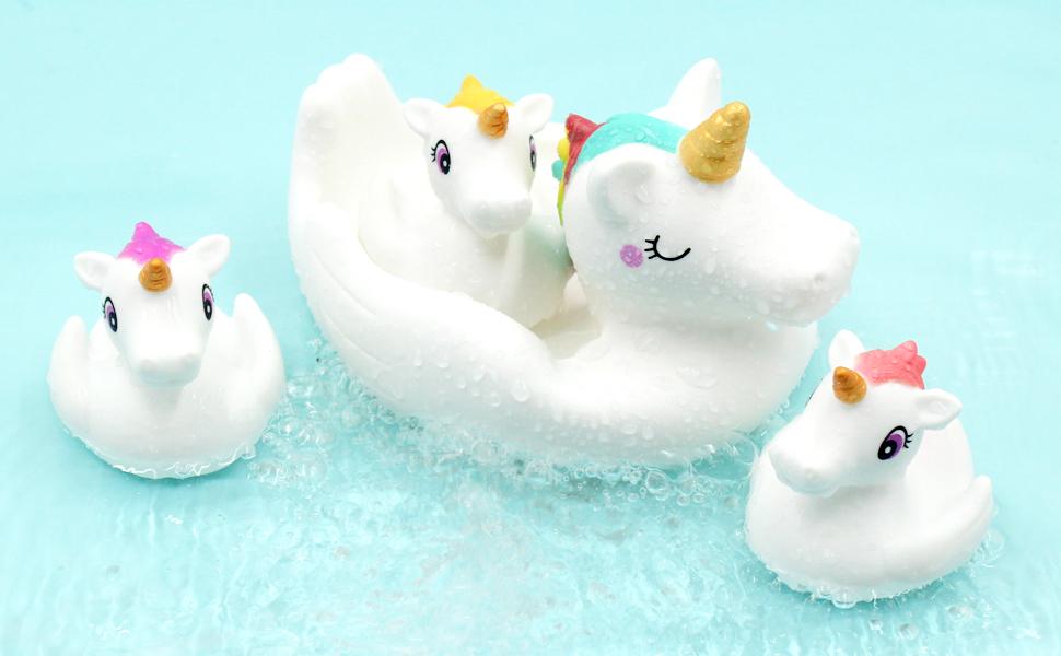 Unicorn Bath toy