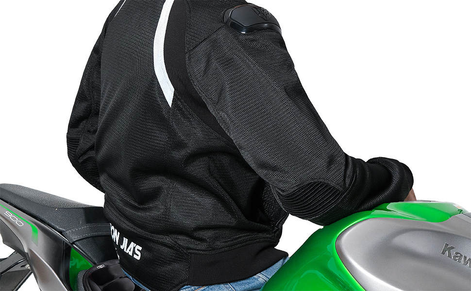 IRON JIA'S Motorcycle Jacket