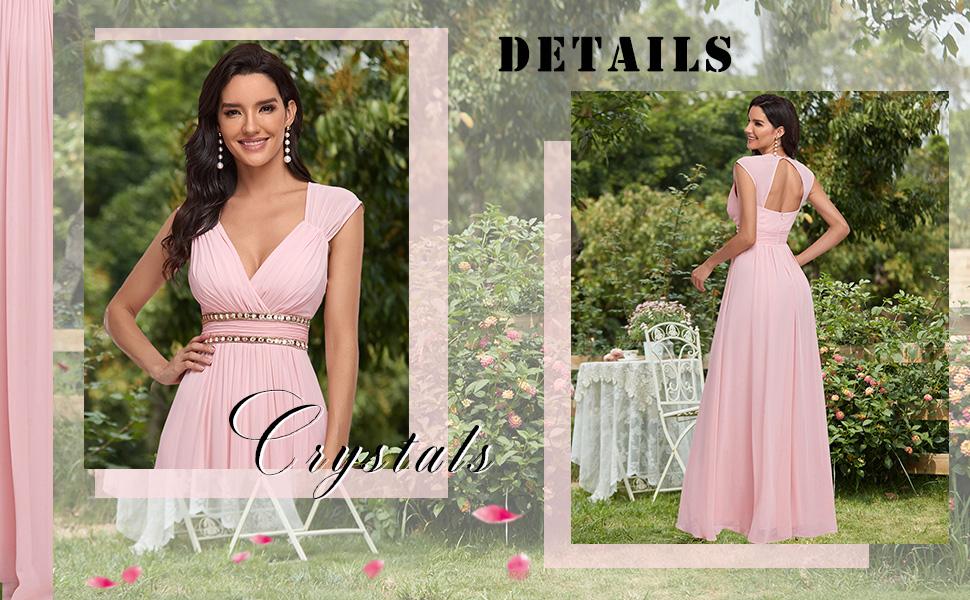 Ever-Pretty womens evening dress summer party dress prom gowns cocktail dress beach dress