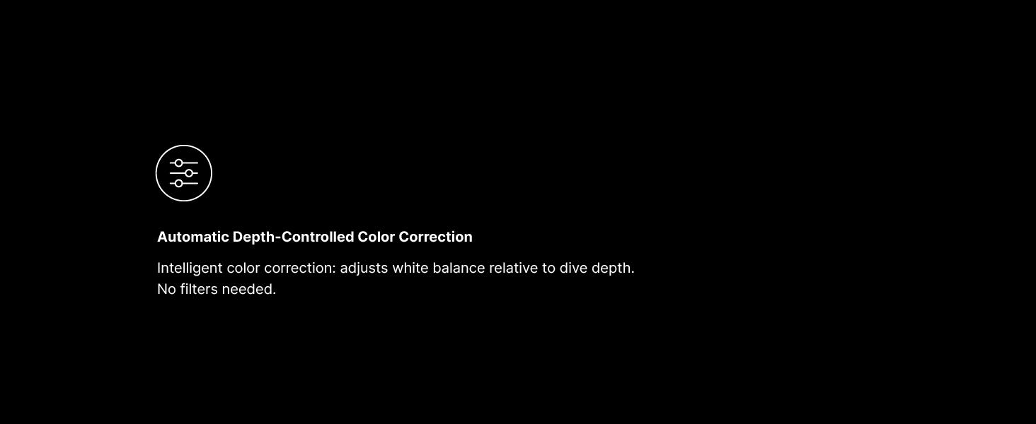 Automatic Depth-Controlled Color Correction