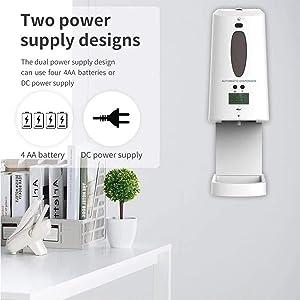 LIEN Soap dispenser power supply