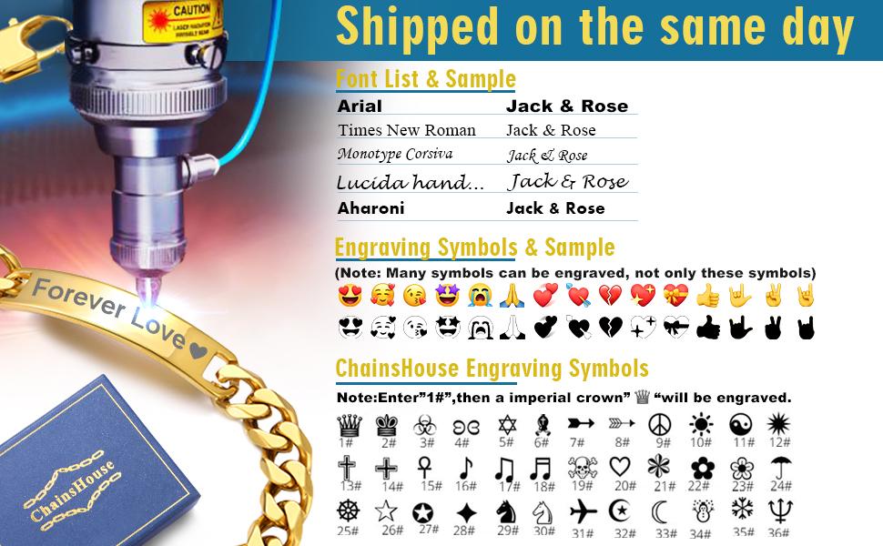 men id stainless steel bracelet