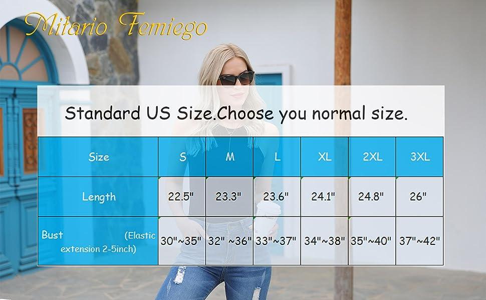 stndard US size