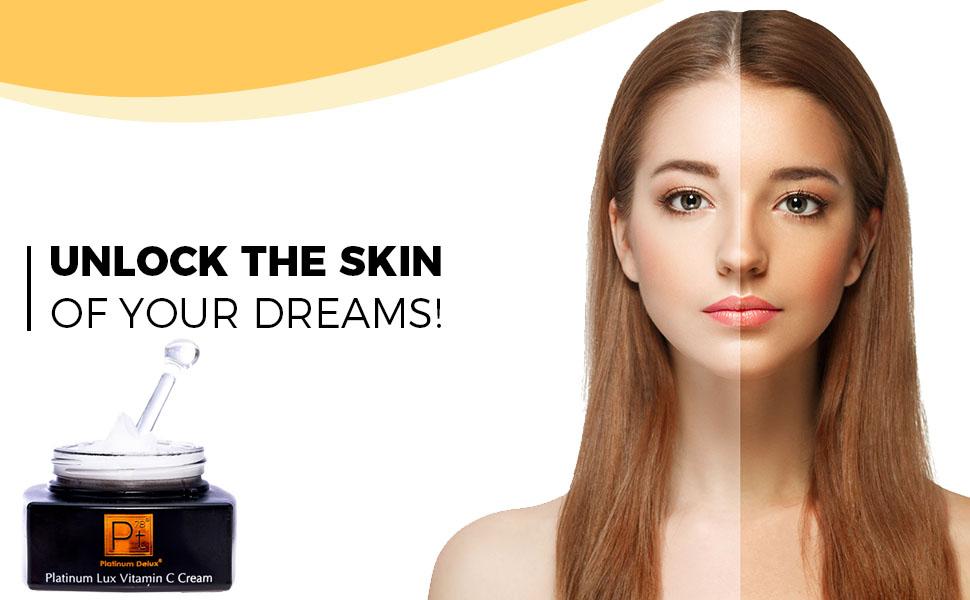 Platinum Lux Vitamin C Cream