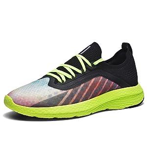 Cushioning ultralight sneakers