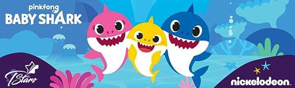 Baby shark gifts Nickelodeon baby shark official baby shark doo doo doo apparel