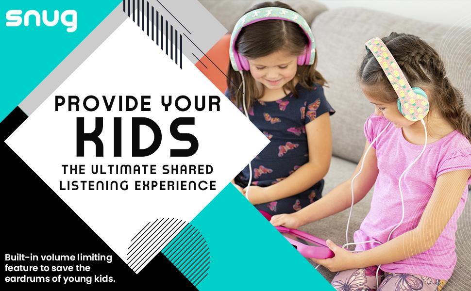 kids school headphones