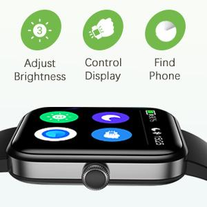 best inexpensive smart watch activity tracker watch for women  da fit smart watch for teens girls