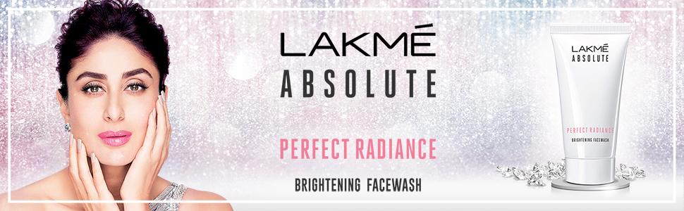 Lakme Perfect Radiance Intense Brightening Face Wash, , 50 g