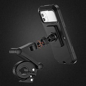 motorcycle phone mount holder