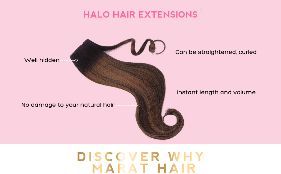 halo hair extensions real human hair features
