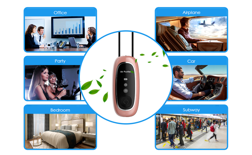 OPD air purifier is suitable for various occasions