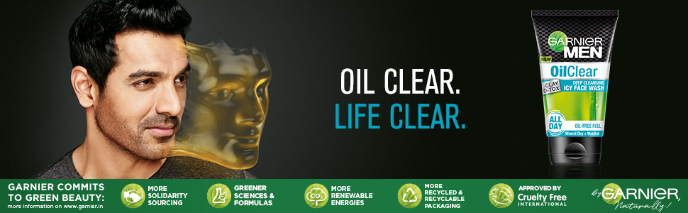 oil clear