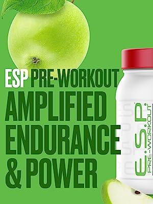 Metabolic ESP nutrition preworkout