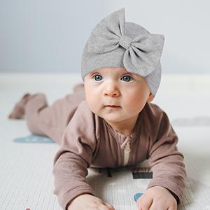 Soft Beanie Hat Cute for 0-6 Months