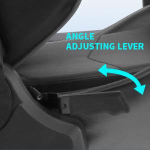 Adjustable Back Manually