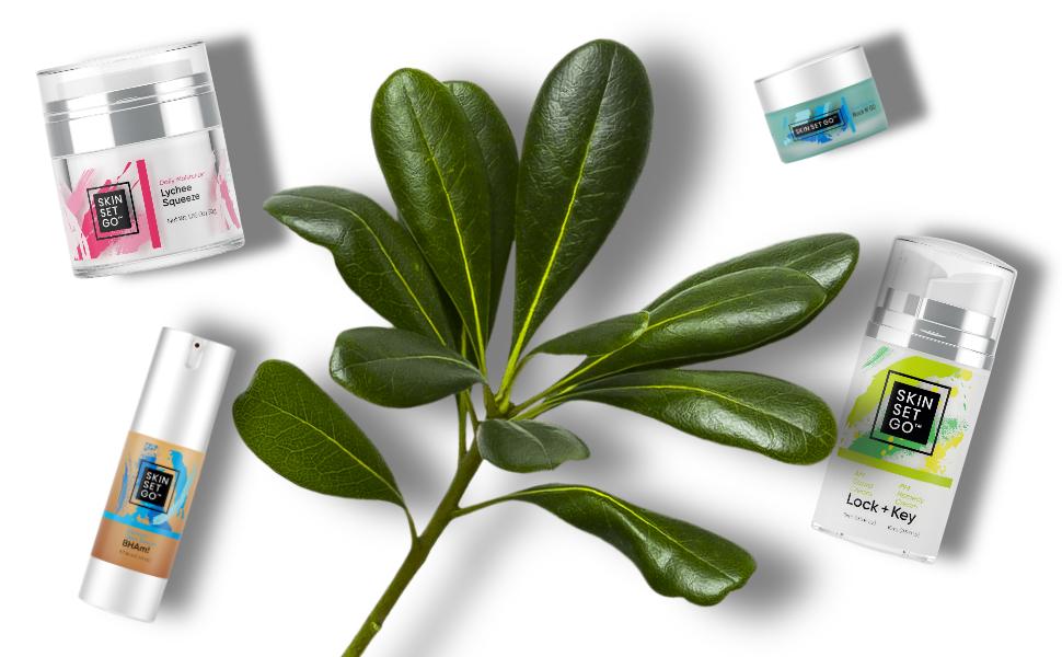 skin set go, skin care, lookout, antiblemish, acne cleanser, acne spot treatment, acne treatment