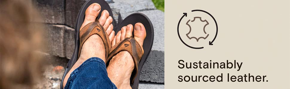Mens Feet Sandals