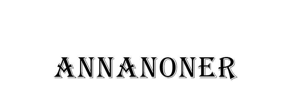 ANNANONER