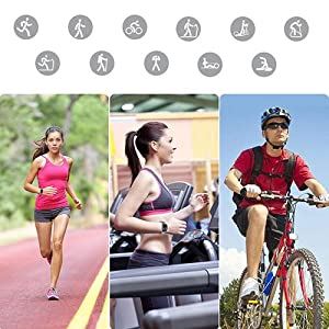 11 Modalità Sport