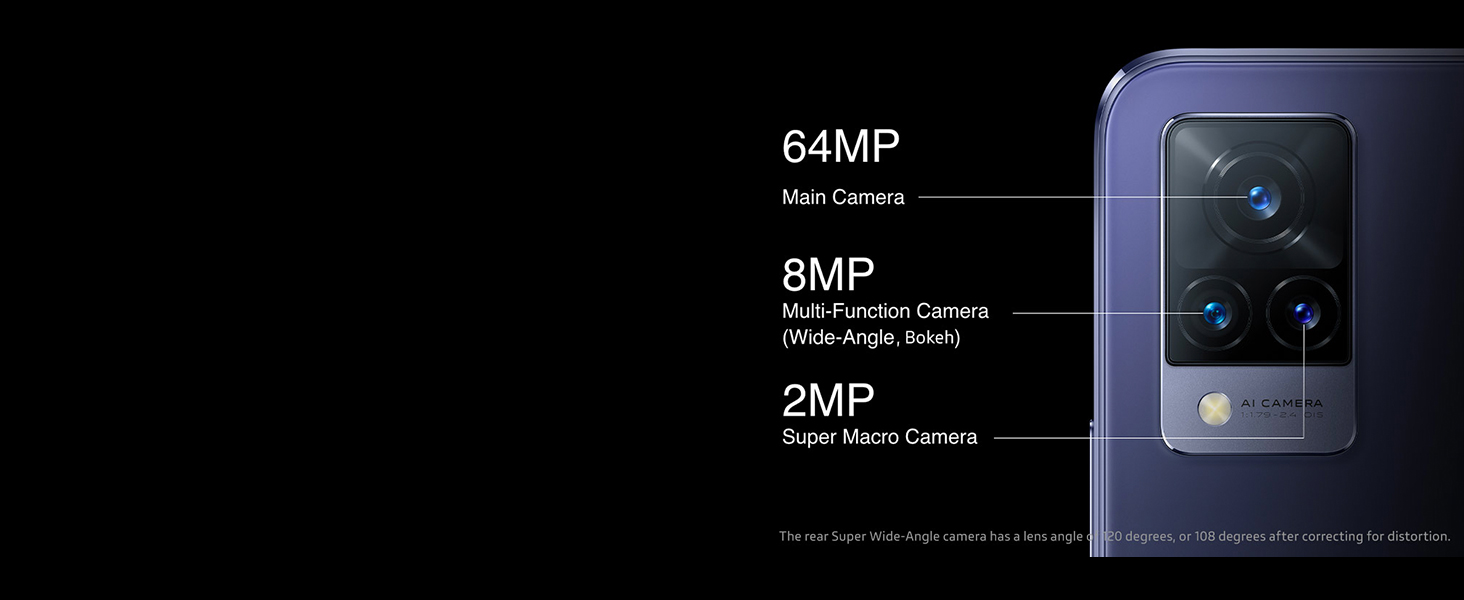64MP OIS Night Camera