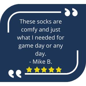 TCK Game Day NCAA Socks Review