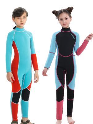 OMGear neoprene scuba diving suit for kids