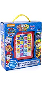Nickelodeon - Me Reader Electronic Reader and 8 Sound Book Library