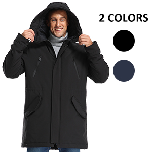 mens warm coat