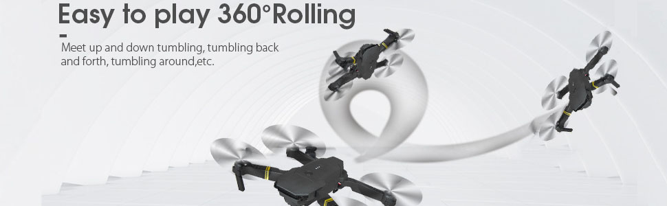 360 rolling