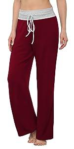 longyuan women casual pants