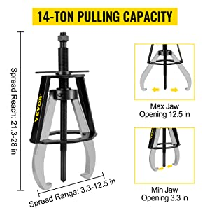 pulley puller