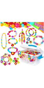 Pop Beads Jewelry Making Kit for Girls