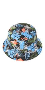 Cappello da pescatore fenicottero