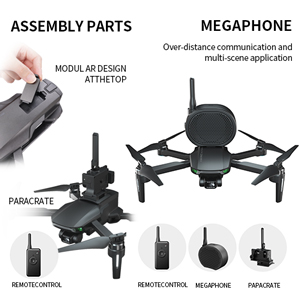 One key disassembly and any selection of multiple parts