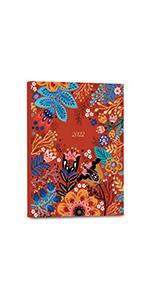 High Note 2022 Dinara's 17-Month Softcover Weekly Planner Dinara Mirtalipova