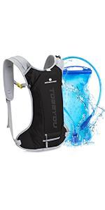 hydration backpack running, hiking backpack with hydration pack, bladder for hydration pack, hiking
